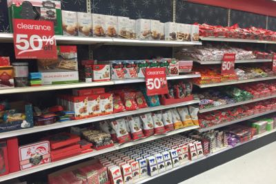Target: Christmas Food Clearance & Dollar Spot 50% off | All ...
