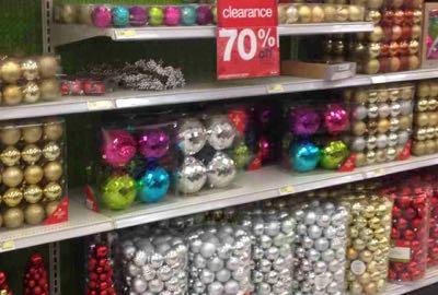 christmas target 70 off