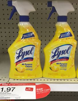 lysol gift card