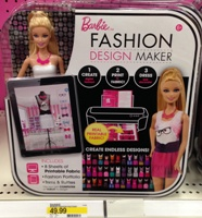 target barbie fashion