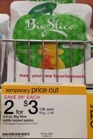 target big sliced sm