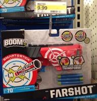 target boom