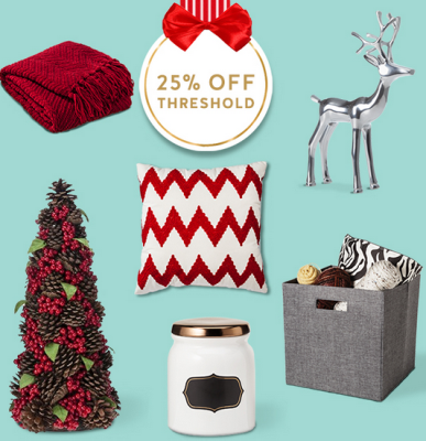 target cartwheel offer deck halls