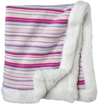 target clearance baby blanket