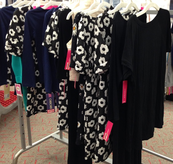 target clearance girls 70