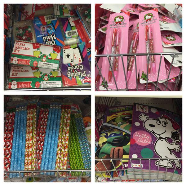 Target dollar spot new christmas items stocking stuffers and target dollar 4 negle Choice Image