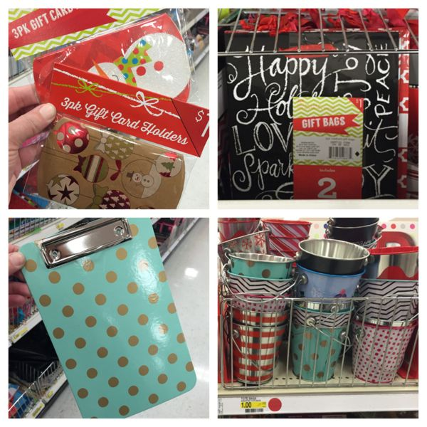 Target Dollar Spot: New Christmas Items (Stocking Stuffers