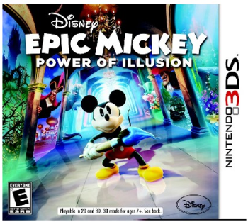 target epic mickey