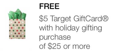 target mobile gifting