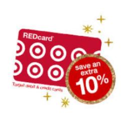 target redcard offer