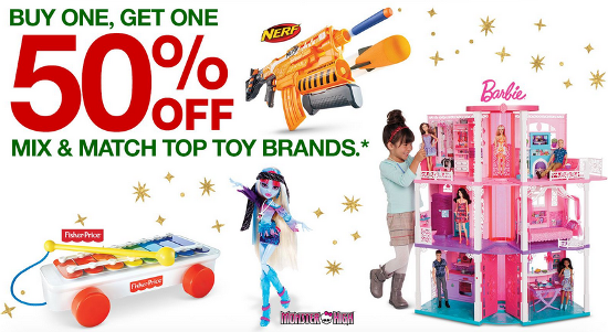 target toy brands sale