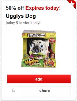 target ugglys dog