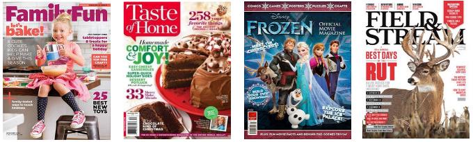 weekend mag sale new