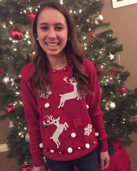 allie sweater kit