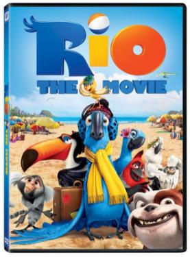 amazon rio dvd