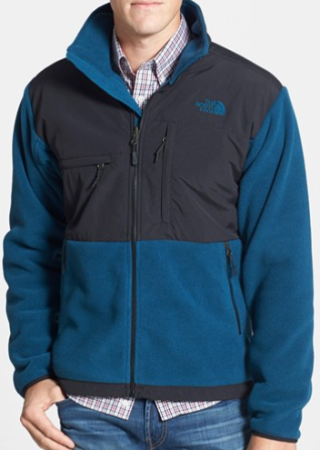 nordstrom men north face