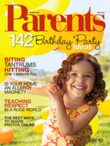 parents magazine new