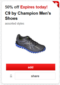 target cartwheel c9 men's shoes