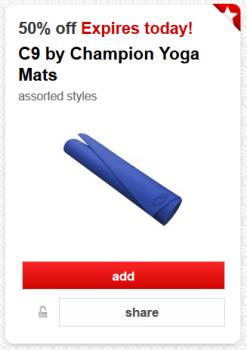target cartwheel c9 yoga mats