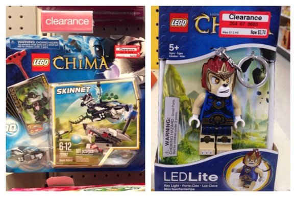 target clear lego 70