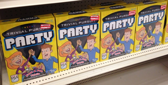 target clear party game 80