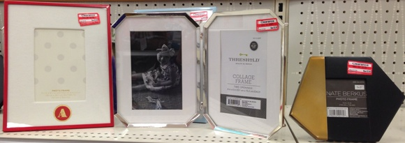 target clearance frame 70