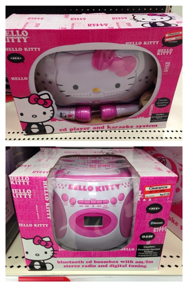 target clearance hello kitty 70