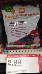 target happy munchies