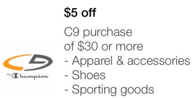 target mobile coupon c9