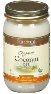 target spectrum coconut oil
