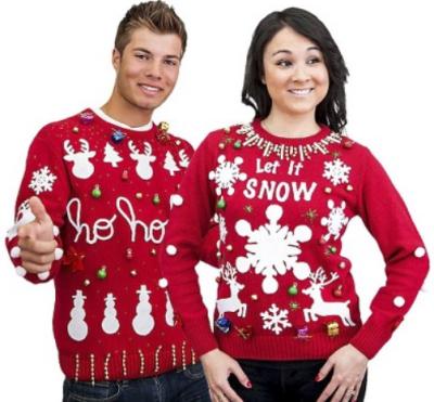 Target Com Ugly Christmas Sweater Kit Only 7 87 Reg 24