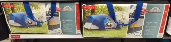 tents 50 off