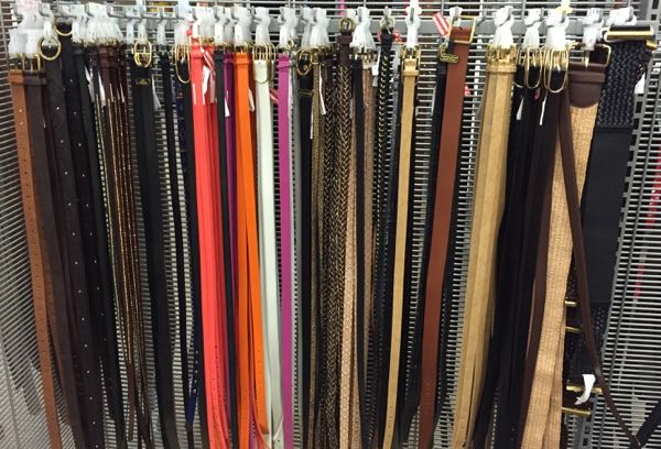 Belts 70 off