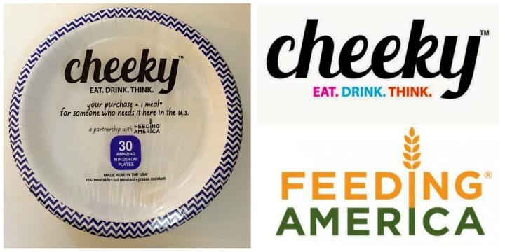Cheeky and feeding america