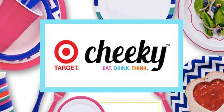 Cheeky at Target
