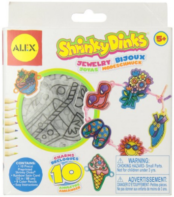 amazon alex shrinky dinks