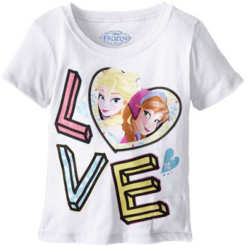 amazon frozen tee