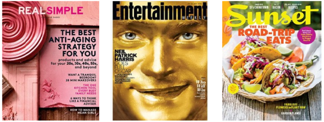 amazon magazines sale