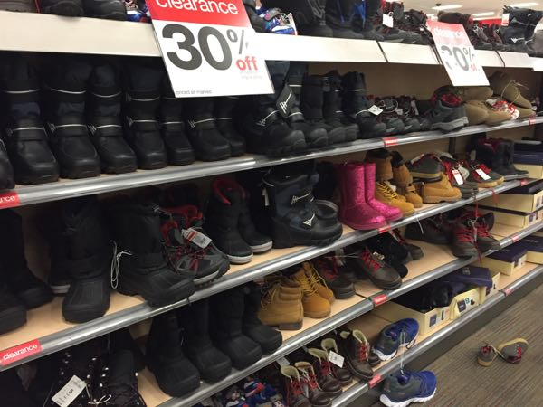 boots 30-50 off
