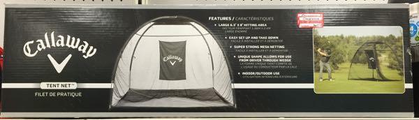 golf tent net 70