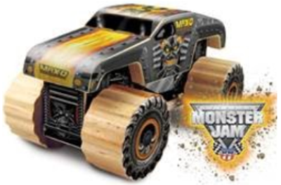 lowes monster jan truck 1
