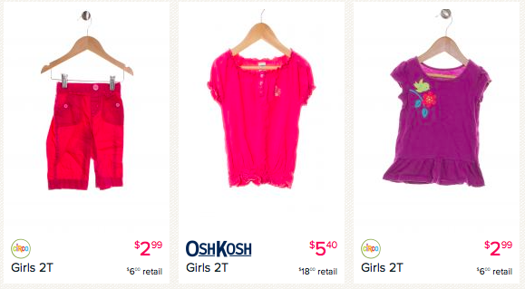 schoola clothes
