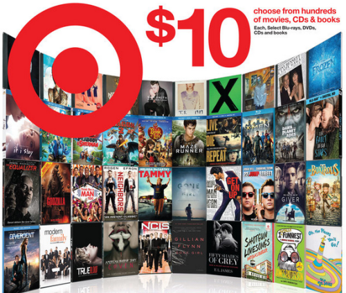 target ad movies 10