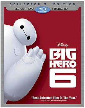 target big hero six