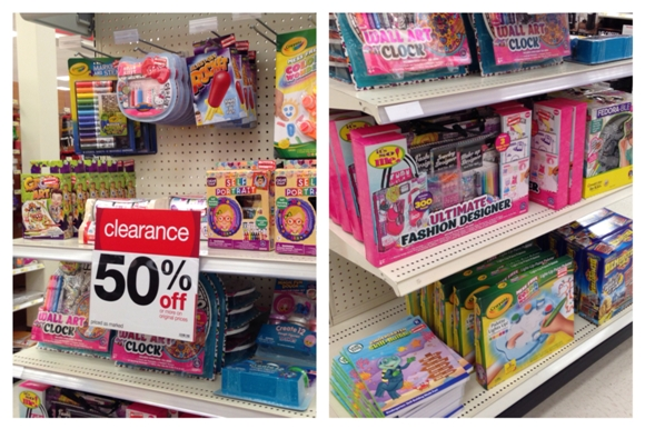 target clear art 50