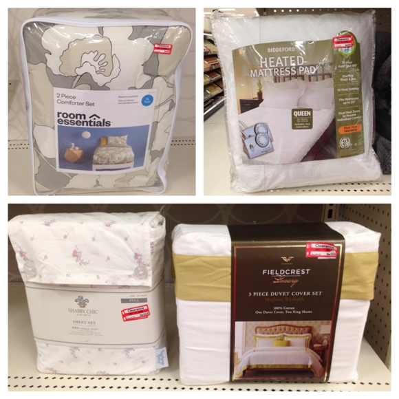 target clear bedding 70