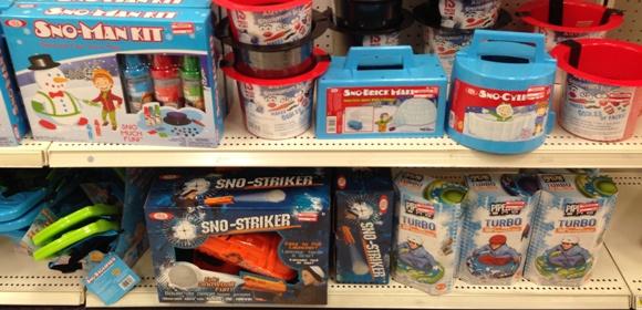 target clear snow stuff 50