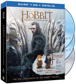 target hobbit blu ray