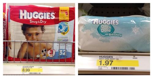 target huggies