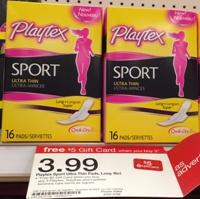 target playtex liner sm